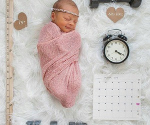 baby, crafts, and moms image