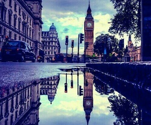 Dream, london, and reflection image