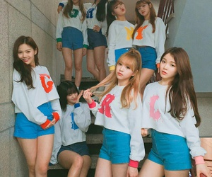 oh my girl and kpop image