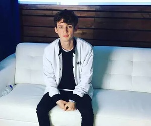 troye sivan, troye, and music image