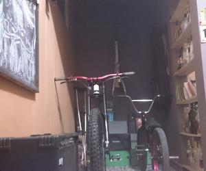 bike, downhill, and bmx image