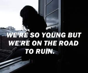 Lyrics, Taylor Swift, and new romantics image