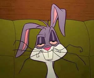 monday, bugs bunny, and cartoon image
