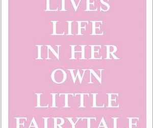 fairytale, pink, and life image