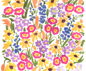 design, pattern, and floral image