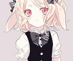anime, usagi, and anime girl image