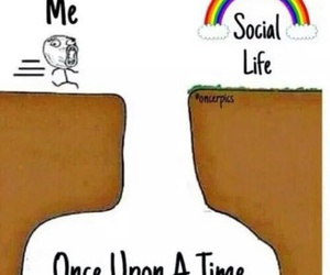 once upon a time, funny, and me image