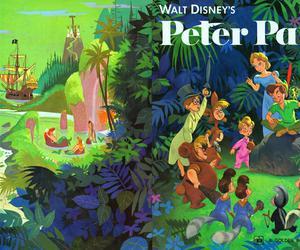 peter pan and disney image