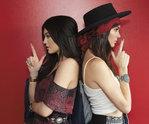 Kendall, jenner, and kylie image