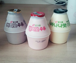 drink and korea image