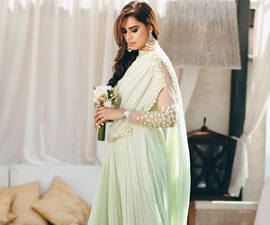 dress, fashion, and pakistani image