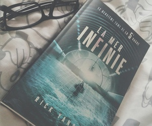 books, livres, and the 5th wave image