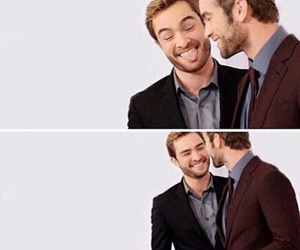 ed westwick, gossip girl, and Chace Crawford image