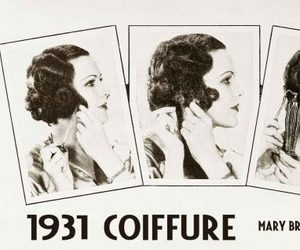 1930s coiffure and 1930s hairstyle image