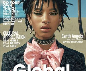 Teen Vogue and willow smith image
