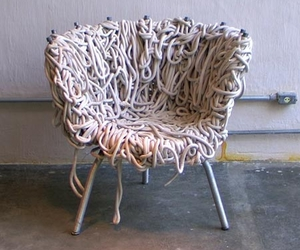noodle and chair image