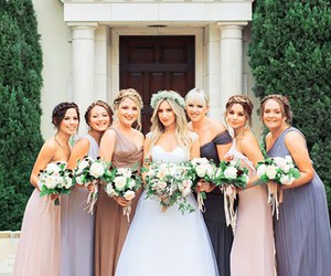 wedding, ashley tisdale, and vanessa hudgens image