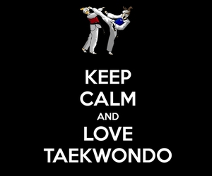 martial arts and tae kwon do image
