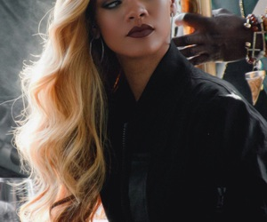 rihanna, riri, and hair image