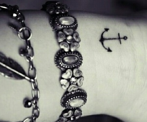 tattoo, weheartit, and anker image