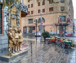 beauty, yerevan, and travel image