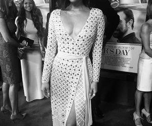 black and white and shay mitchell image