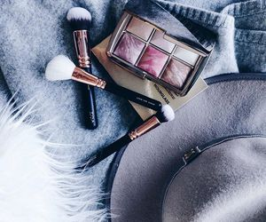 beauty, blogger, and cosmetics image