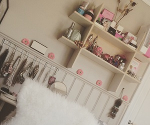 bedroom, decoration, and Dream image