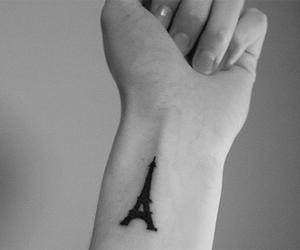 tattoo and paris image