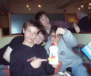 louis tomlinson, one direction, and fetus image