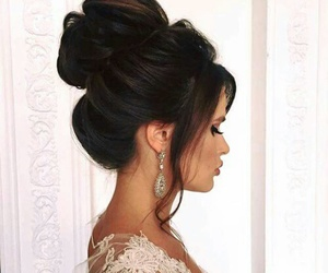 accessoires, hair, and make up image