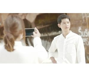 dots, korean, and song hye kyo image