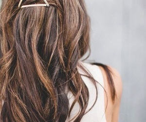 fashion, hair, and trend image