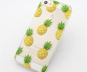 iphone and 🍍 image