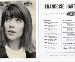 60s, album cover, and france image