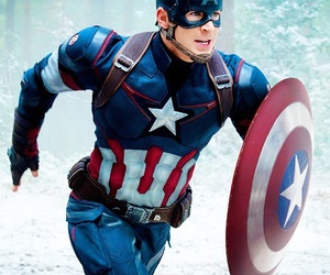 Avengers, captain america, and Marvel image