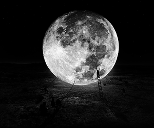 reach for the moon image