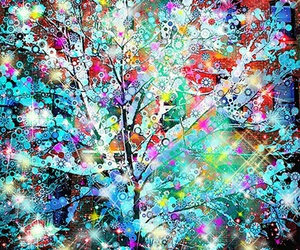 arbre, larry carlson, and neige image