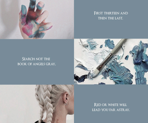 couple, lady midnight, and julian blackthorn image