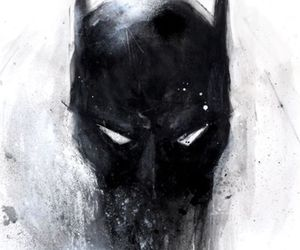 batman, art, and DC image