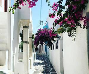 beautiful, greek, and holidays image