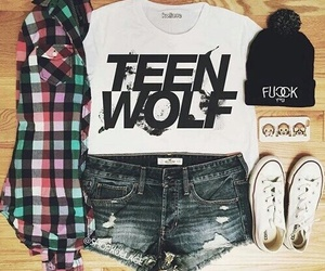 teen wolf, 🐺, and 👑 image