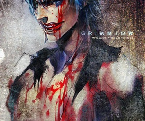 anime, bleach, and grimmjow image
