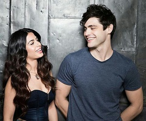 shadowhunters, alec, and izzy image