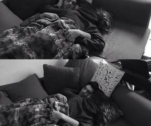 boy, sleep, and sweet image