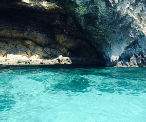 beautiful, cave, and summer image