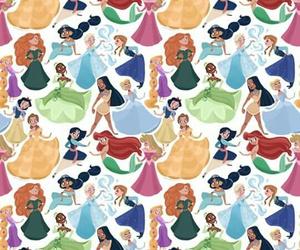 disney, princess, and princesas image