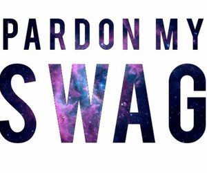 swag, pardon, and text image