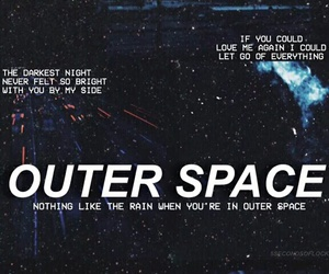 outer space, 5sos, and 5 seconds of summer image