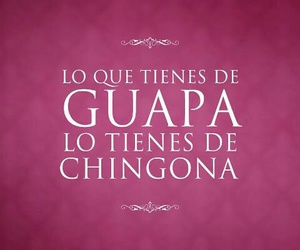 chingona and frases image